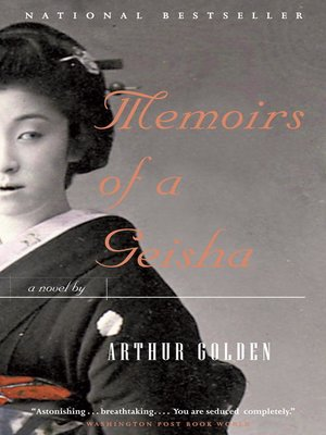cover image of Memoirs of a Geisha